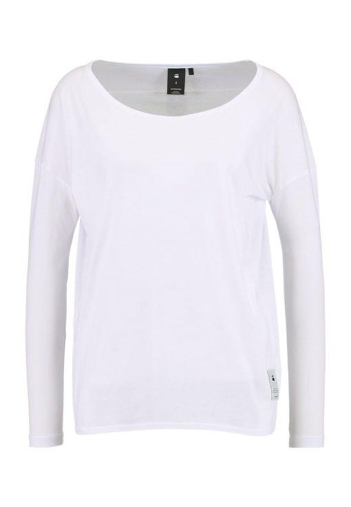 GStar LAJLA R T L/S Camiseta manga larga white