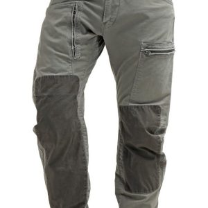 GStar POWEL 3D TAPERED CUFFED Pantalón chino orphus