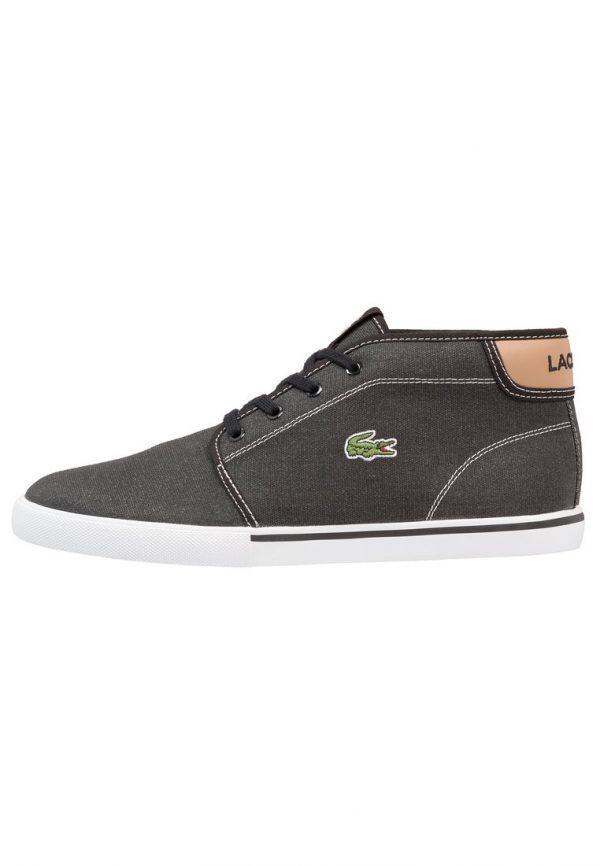 Lacoste AMPTHILL Zapatillas altas black/light tan