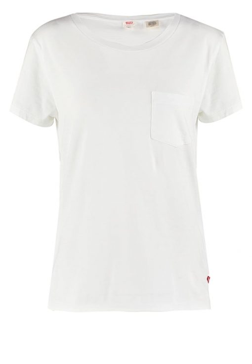 Levi's® THE PERFECT Camiseta básica white