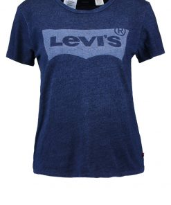 Levi's® THE PERFECT Camiseta print sharpie indigo