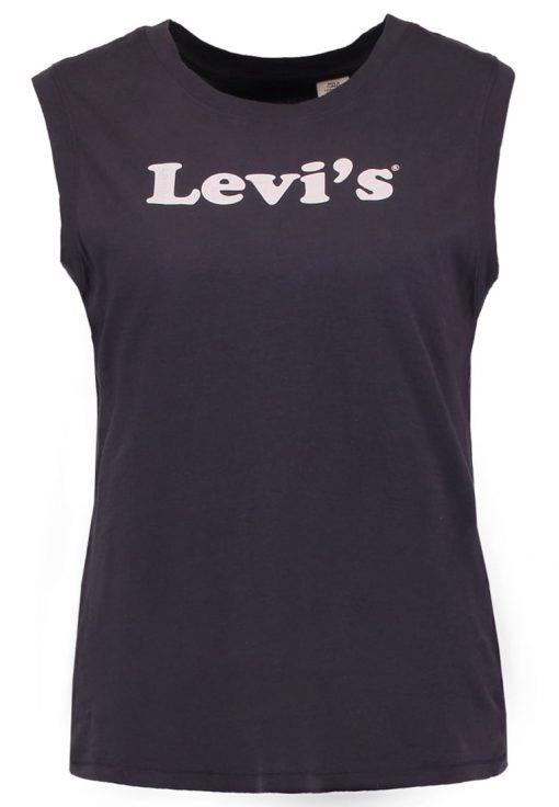Levi's® ON TOUR Camiseta print cooper/marshmallow