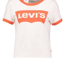 Levi's® ORANGE TAB TEES Camiseta print ORANGE TAB MARSHMALLOW Graphic H117