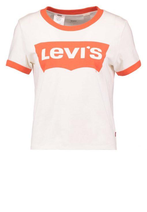 Levi's® ORANGE TAB TEES Camiseta print ORANGE TAB MARSHMALLOW Graphic H117