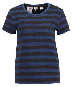 Levi's® THE PERFECT Camiseta print hyde indigo/jet black