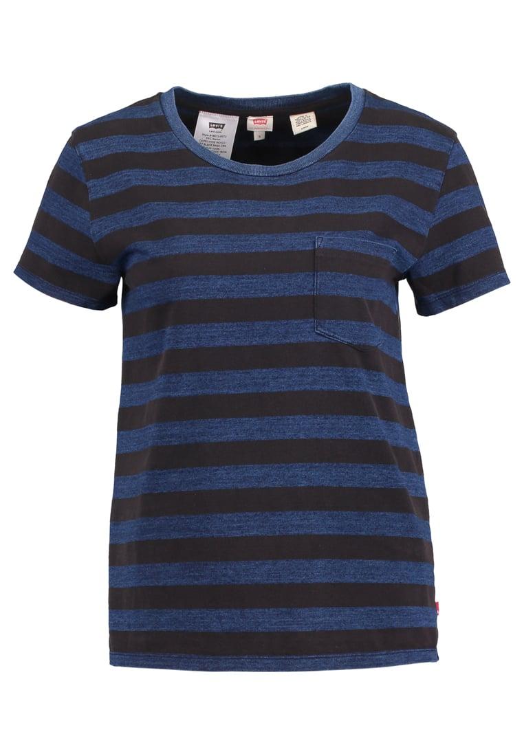 Levi's® THE PERFECT Camiseta print hyde indigo/jet black