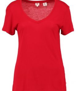 Levi's® PERFECT Camiseta básica red dahlia
