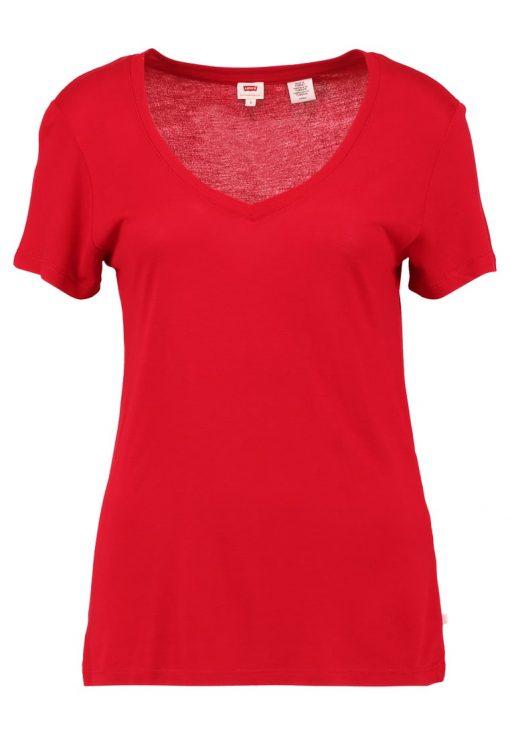 Levi's® PERFECT Camiseta básica red dahlia