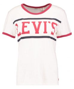 Levi's® PERFECT RINGER Camiseta print sport marshmallow