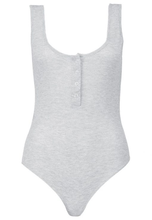 Missguided POPPER  Top grey