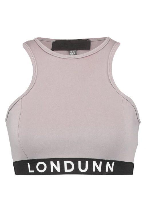 Missguided LONDUNN Top grey