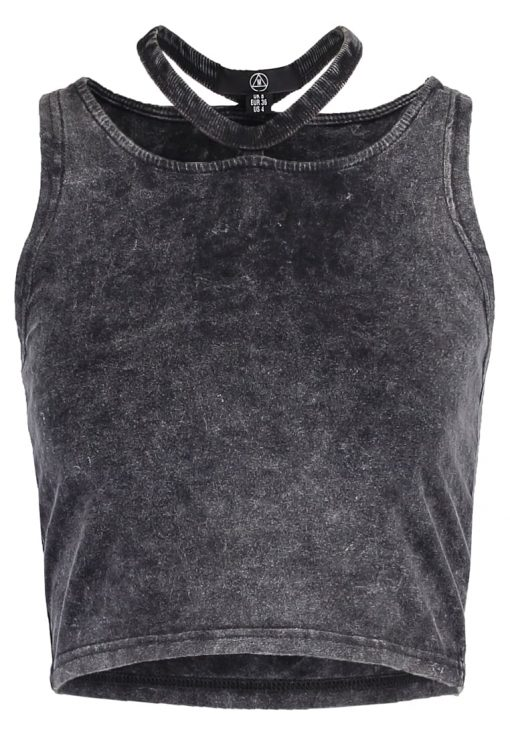 Missguided Top grey