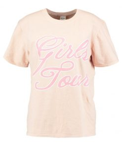 Missguided Camiseta print pink