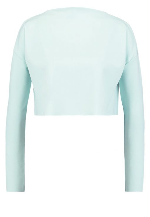 Missguided Camiseta manga larga mint