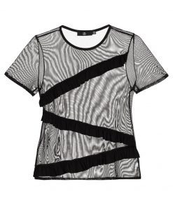 Missguided Camiseta print black
