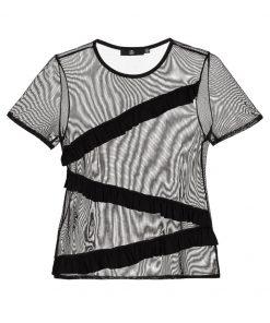 Missguided Camiseta print black