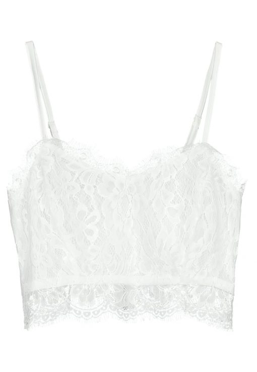 Missguided NELINA Top white