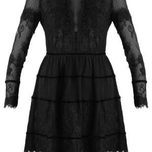 Morgan Vestido de cóctel noir