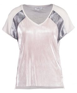 Morgan DROSE Camiseta print rose