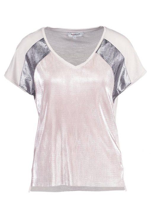 Morgan DROSE Camiseta print rose