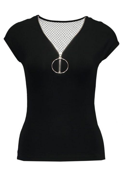 Morgan DBA Camiseta print noir