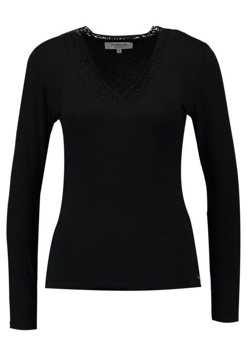 Morgan Camiseta manga larga noir