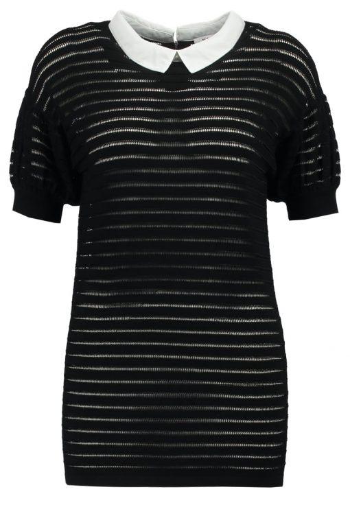 Morgan MLOU Camiseta print noir