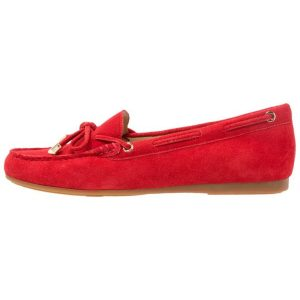 MICHAEL Michael Kors SUTTON Zapatos náuticos bright red