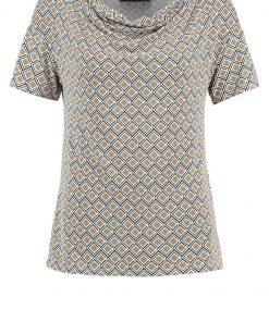 WEEKEND MaxMara LAPPOLE Camiseta print fango