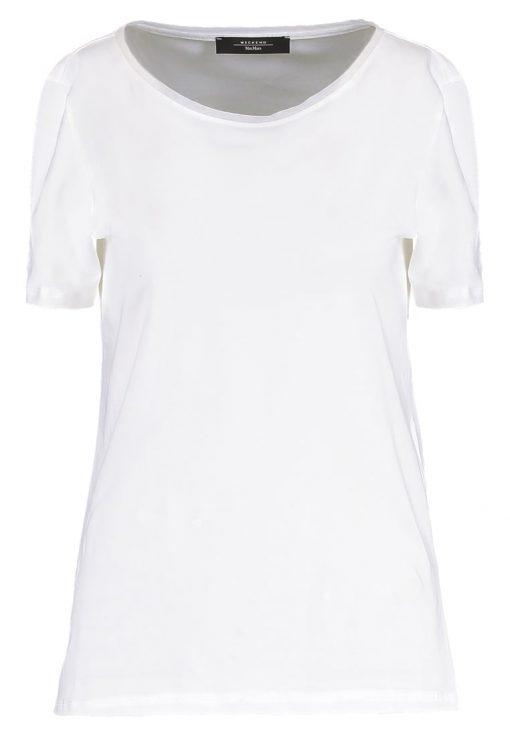 WEEKEND MaxMara MULTID Camiseta básica bianco
