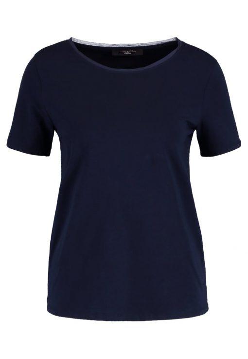 WEEKEND MaxMara MULTID Camiseta básica navy