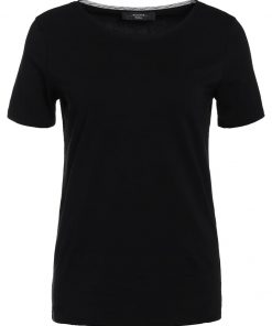 WEEKEND MaxMara MULTID Camiseta básica nero