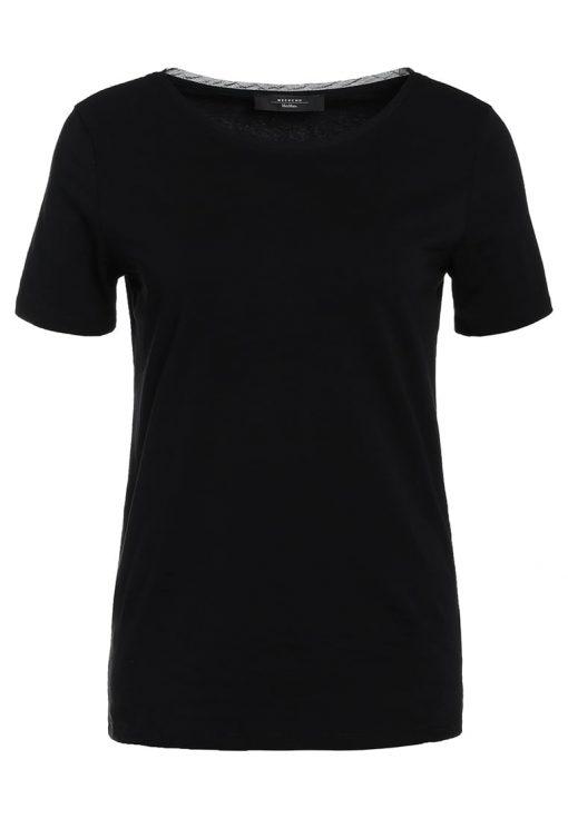 WEEKEND MaxMara MULTID Camiseta básica nero