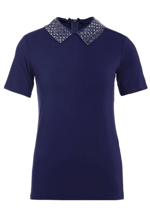 WEEKEND MaxMara VADIER Camiseta print navy