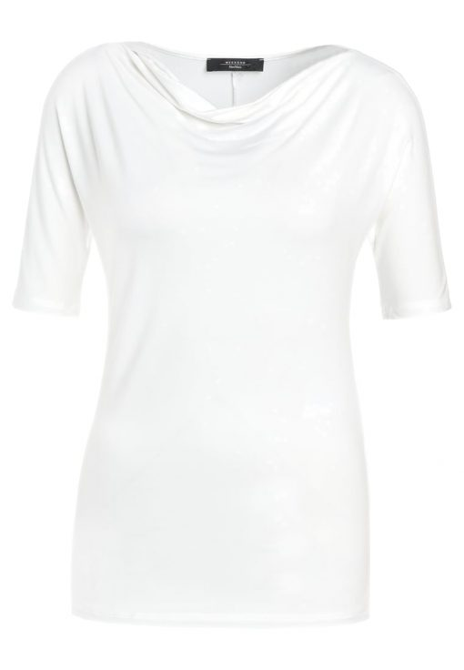 WEEKEND MaxMara MULTIE Camiseta básica bianco