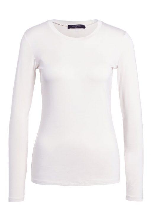 WEEKEND MaxMara Camiseta manga larga vaniglia