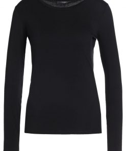 WEEKEND MaxMara Camiseta manga larga nero