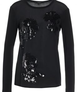 WEEKEND MaxMara RAVEL Blusa nero