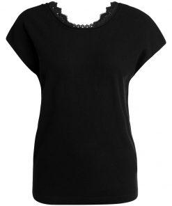 NAF NAF MOBRANDY  Camiseta print noir