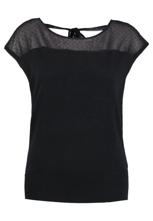 NAF NAF NAMONIE Camiseta print noir
