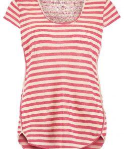 Noa Noa Camiseta print art rosa