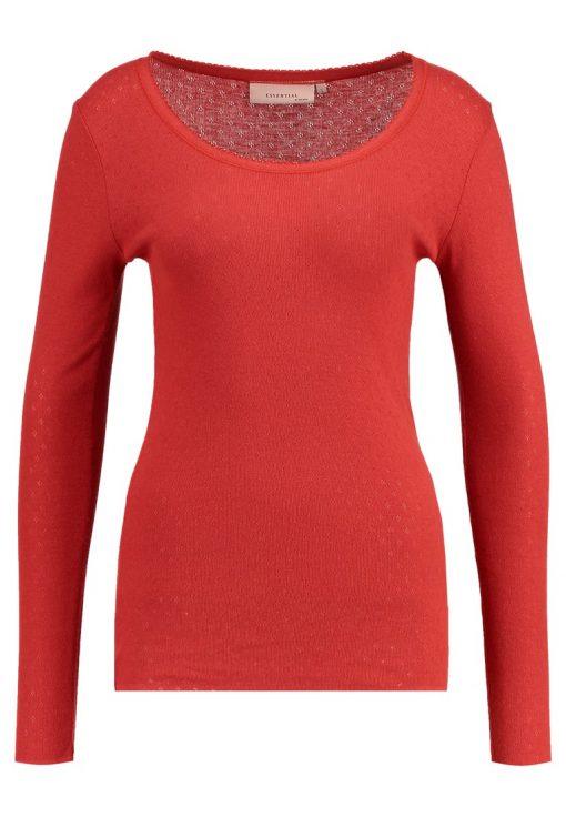 Noa Noa Camiseta manga larga barn red