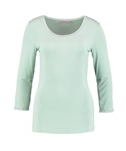 Noa Noa BASIC  Camiseta manga larga green millieu
