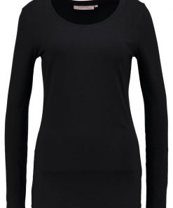Noa Noa BASIC  Camiseta manga larga black