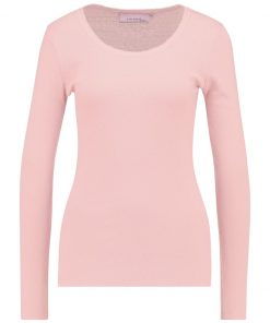 Noa Noa BASIC NEW POINTELLE  Camiseta manga larga woodrose