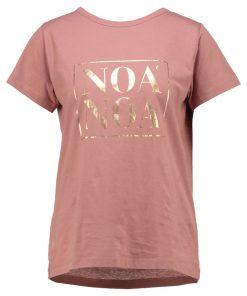 Noa Noa NOA TEE Camiseta print rose