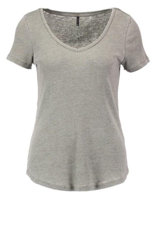 ONLY ONLRITA Camiseta básica grape leaf