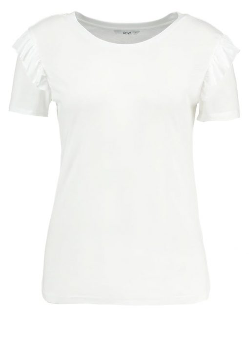 ONLY ONLBIBBI Camiseta print white