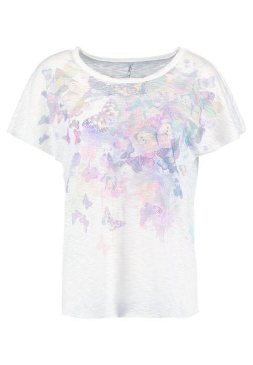 ONLY ONLFLY Camiseta print cloud dancer