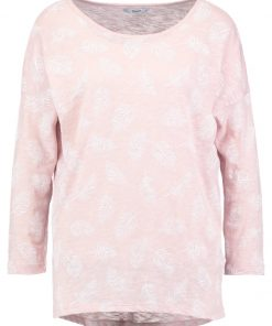 ONLY ONLCASA ELCOS Camiseta manga larga rose smoke/cloud dancer